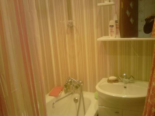Ванная комната отделка пластиковыми