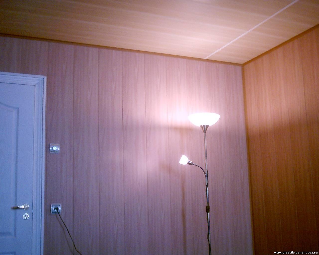 Подвесные потолки из панелей своими руками фото